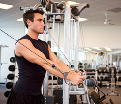 man in gym - Gateway Physiotherapy